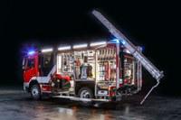 HLF 10 all-wheel drive shl ladder storage web